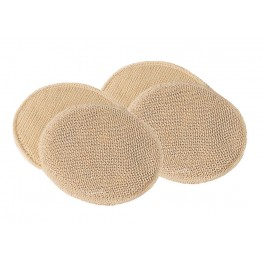 Reusable breast-pads (4 pieces)