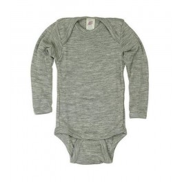 Bodysuit with long sleeves