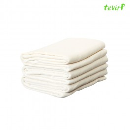 Muslin cloth diaper insert (3 pieces)